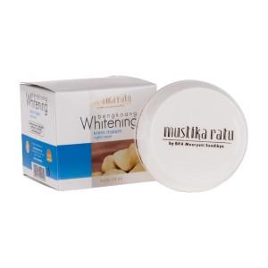 Mustika Ratu Night Cream Whitening - 25 mL