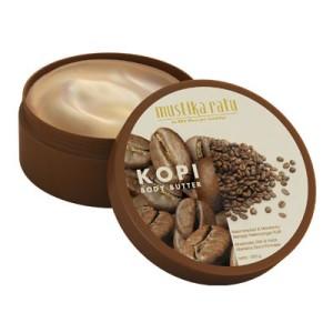 Mustika Ratu Coffee Body Butter - 200 Gr