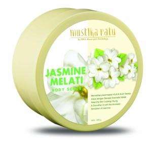 Mustika Ratu Jasmine Body Scrub - 200 Gr