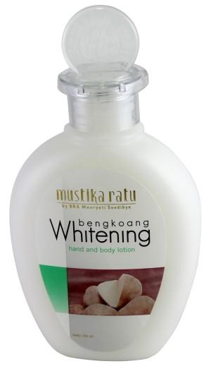 Mustika Ratu Hand & Body Lotion Whitening - 150 mL