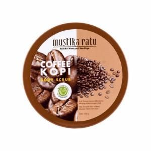 Mustika Ratu Coffee Body Scrub - 200 Gr