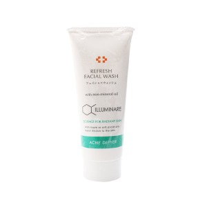 Illuminare Acne Face Wash - 100 Gram