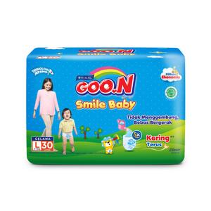GOO.N Popok Celana Smile Baby L Isi 30