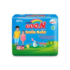GOO.N Popok Celana Smile Baby XXL Isi 24