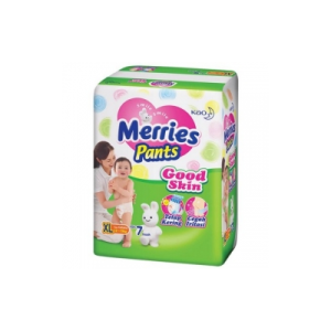 Merries Good Skin Popok Celana XL Isi 7