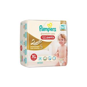 Pampers Popok Celana Premium Care XL-21