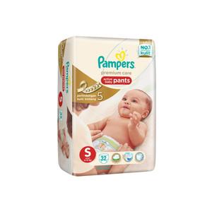 Pampers Popok Celana Premium Care S-32
