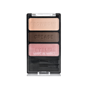 Wet n Wild Color Icon Eyeshadow Trio - Sweet as Candy - 3.5 Gram