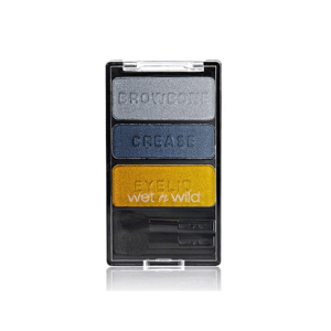 Wet N Wild Color Icon Eyeshadow Trio - I Got Good Jeans - 3.5 Gram