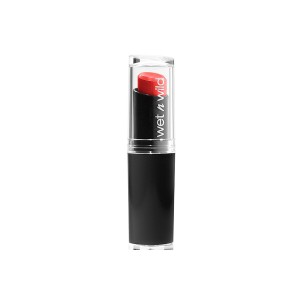 Wet n Wild Megalast Lip Color - Purty Persimmon - 3.3 Gram