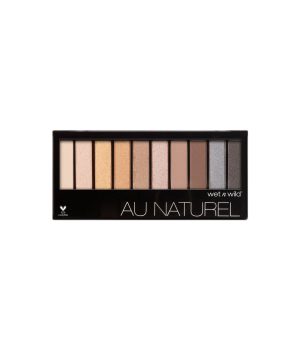 Wet n Wild Au Natural Eyeshadow Palette in Bare Necessities - 8.1 Gram