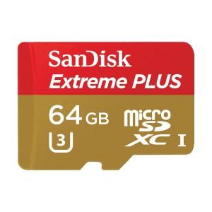 Sandisk Extreme MicroSD UHS-I 64GB 90MB/S