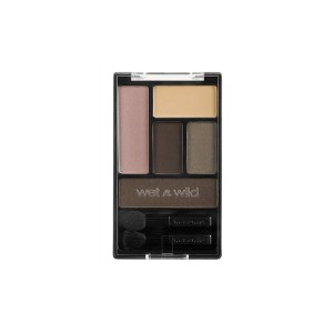 Wet n Wild Color Icon Eyeshadow Palette - Bare and Beautiful - 6 Gram