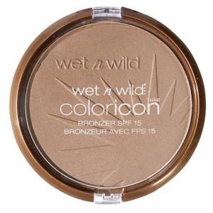 Wet n Wild Color Icon Bronzer SPF 15 - Ticket to Brazil - 13 Gram