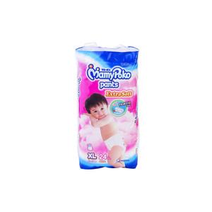 MamyPoko Popok Celana Extra Soft XL Isi 24