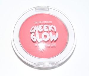 Maybelline Blush Studio Cheeky Glow - Fresh Coral - 7 Gram