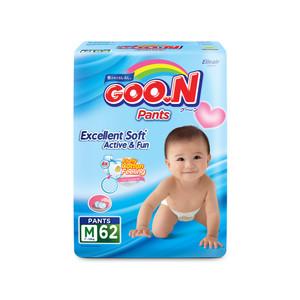 GOO.N Popok Celana Excellent Soft M Isi 62
