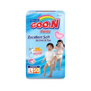 GOO.N Popok Celana Excellent Soft L Isi 50