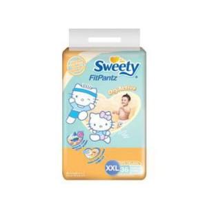 Sweety Popok Celana Fit XXL Isi 36