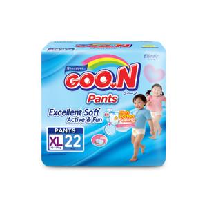 GOO.N Popok Celana Excellent Soft XL Isi 22