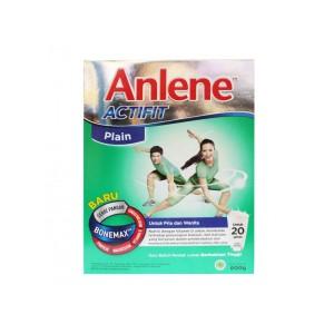 Anlene Actifit Plain - 600 Gram