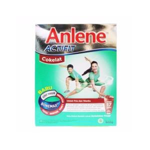 Anlene Actifit Cokelat - 600 Gram
