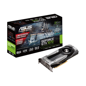 Asus GeForce GTX 1070 Founders Edition 8G
