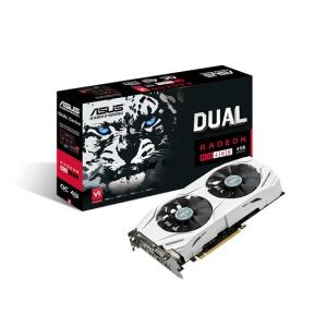 Asus Dual Radeon RX 480 O4G