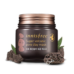 Innisfree Super Volcanic Pore Clay Mask - 100 mL
