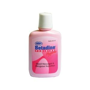Betadine Feminine Hygiene - 60 mL