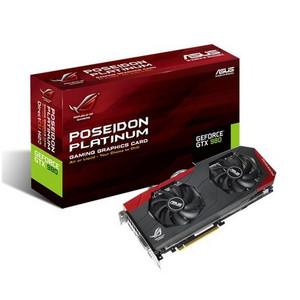 Asus ROG Poseidon Platinum GeForce GTX 980 GDDR5 4GB