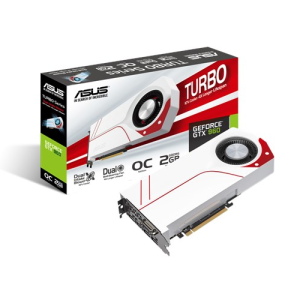 Asus GeForce GTX 960 Turbo OC GDDR5 2GB - White