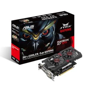 Asus Strix Radeon R7 370 OC GDDR5 4GB