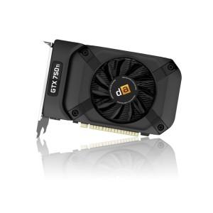 Digital Alliance GeForce GTX 750 TI StromX OC 2048MB GDDR5