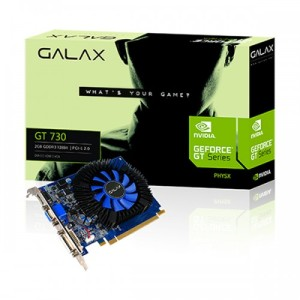 Galax GeForce GT 730 2GB DDR3 128 Bit