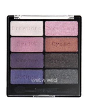 Wet n Wild Color Icon Eyeshadow Collection - Petal Pusher - 8.5 Gram