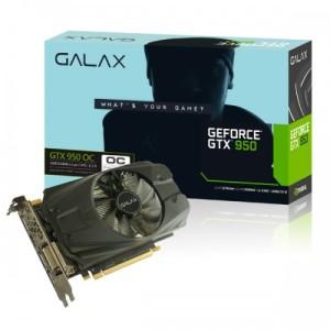 Galax GeForce GTX 950 OC 2GB DDR5