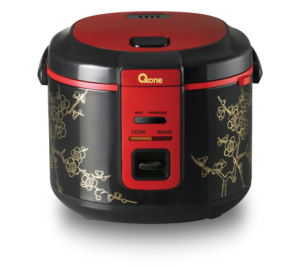 Oxone 4in1 Ruby Rice Cooker OX-822P