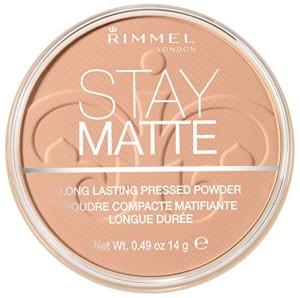 Rimmel Matte Pressed Powder - Silky Beige - 14 Gram