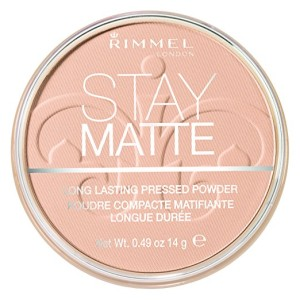 Rimmel Matte Pressed Powder - Buff Beige - 14 Gram