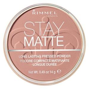 Rimmel Matte Pressed Powder - Creamy Beige - 14 Gram