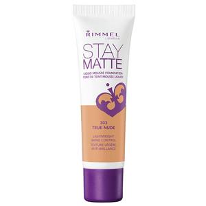 Rimmel Stay Matte Liquid Mousse Foundation - True Nude - 30 mL