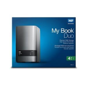 Western Digital My Book Duo 4TB