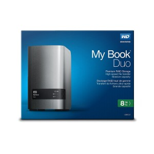 Western Digital My Book Duo 8TB