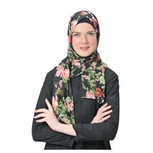 Jilbab Pashmina Tatuis Damour 045