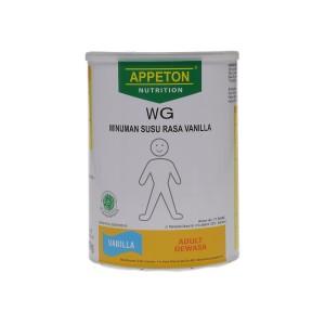 Appeton Weight Gain Adult - Vanilla - 450 Gram