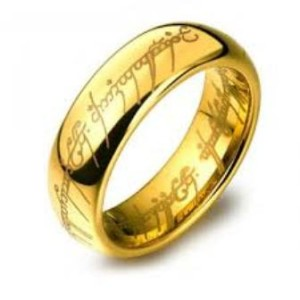 Cincin Lord of the Ring