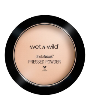 Wet n Wild Photo Focus Pressed Powder - Neutral Buff - 7.5 Gram