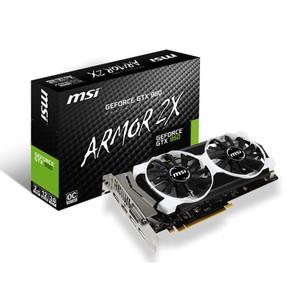 MSI GeForce GTX 950 Armor 2X 2GB DDR5