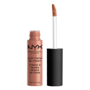 NYX Soft Matte Lip Cream - Abu Dhabi - 8 mL